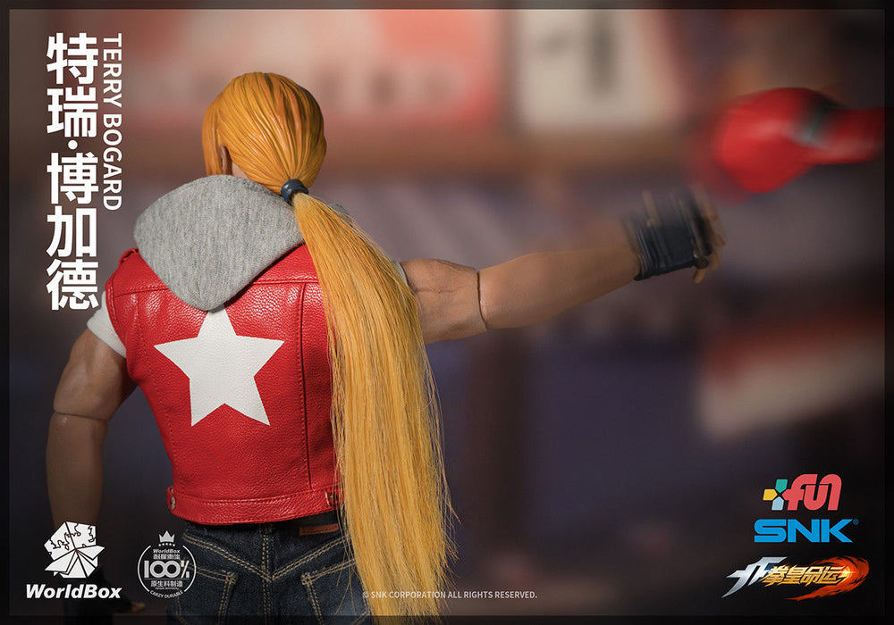 In-stock 1/6 World Box KOF Terry Bogard /  Kyo Kusanagi KF007 / KF009