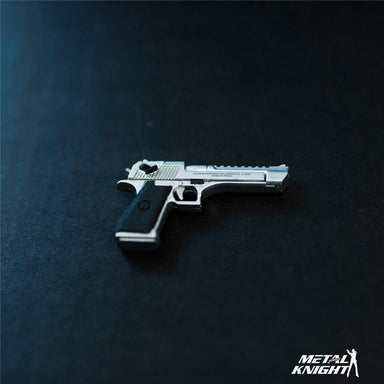In-stock METAL KNIGHT 1/6 Scale Full Metal Desert Eagle Pistol Replica Model Detachable