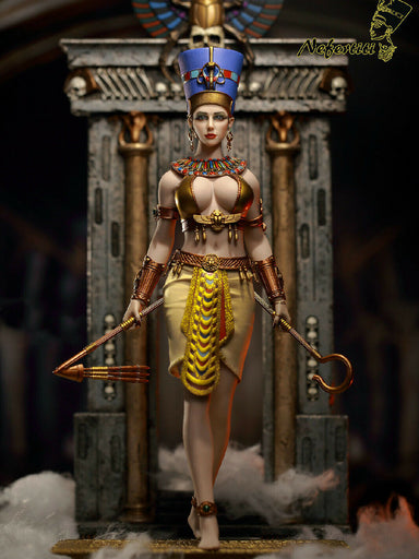 In-stock 1/6 TBLeague  PL2020-164 Nefertiti Action Figure