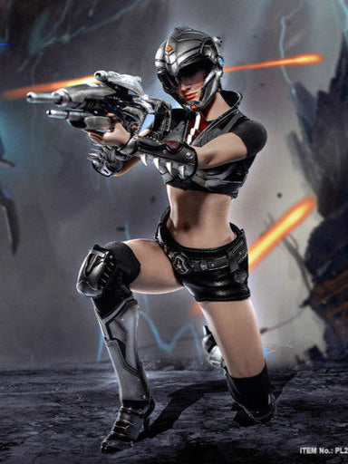 In-Stock 1/6 Scale TBLeague (PHICEN) Galaxy Soldier 12in Action Figure PL2017-110
