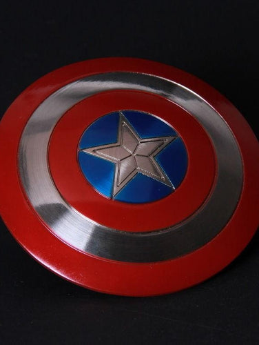 New 1/6 Captain America Steve Rogers Metal Shield Normal Version