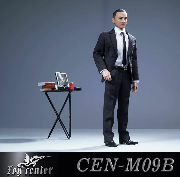 In-stock 1/6 Toy center CEN-M09 Male Suit For Slim Shoulder Figure Clothes Set