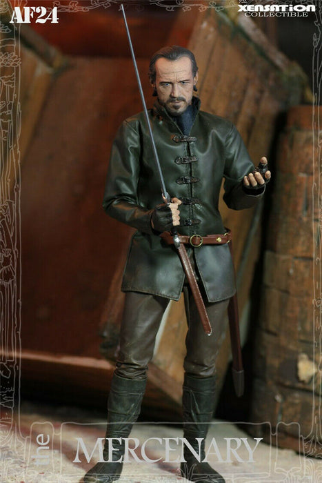 In-stock 1/6 Xensation AF24 The Mercenary Action Figure