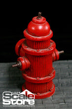 1/6 Scale Street Scene P0003-2 Fire hydrants