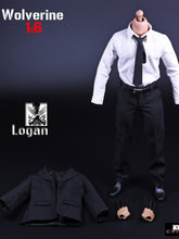 1/6 Copycat Mr. Wolf suit clothes accessories + Wolf claws Mutant Squad