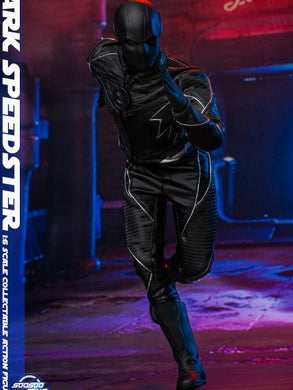 In-Stock 1/6 Scale SOOSOOTOYS SST010 Dark Speedster 12in Action Figure