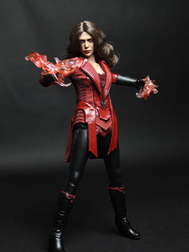 Avengers 2: Age of Ultron Scarlet Witch 1:6 Scale Action Figure Custom Kit