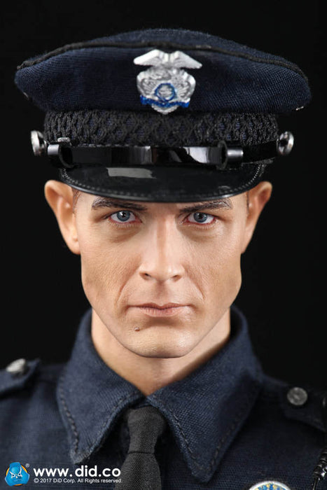 "In-Stock 1/6 scale DID MA1009 US Patrol policeman ""Austin"" T1000"