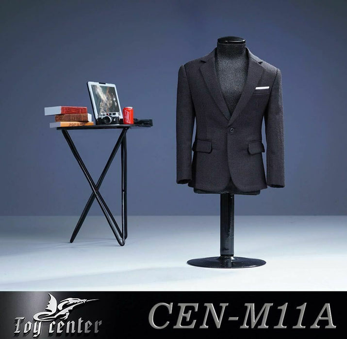 In-stock 1/6 Toy center CEN-M011 Male British One-button Slim Suit Set