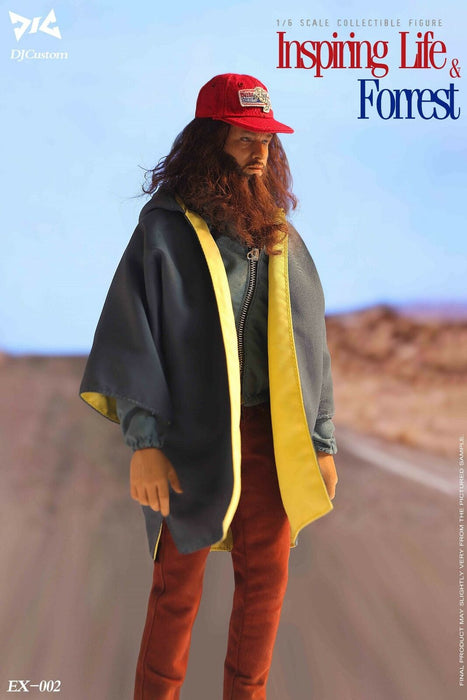 Pre-order 1/6 DJ_Custom EX-002 Run Forrest Action Figure