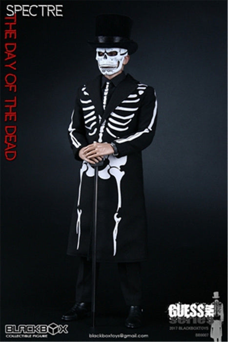 In-Stock Blackbox 1/6 Guess Me Series Spectre - The Day Of The Dead