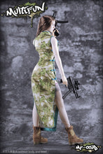 In-Stock 1/6 Scale MULTIFUN MF-003 Female Soldier Cheongsam A~D 12in figure