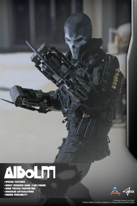 In-Stock 1/6 Scale Art Figures AIDOL 3 ALBOLM Action Figure
