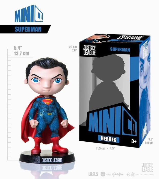 In-stock Iron Studios Justice League Series MH0001~MH0006