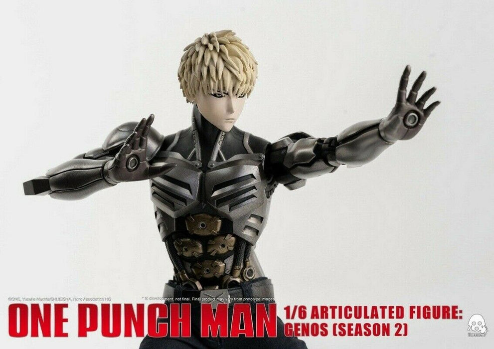 Pre-order 1/6 Scale ThreeZero Genos Action Figure 3Z0138 3Z0138DV