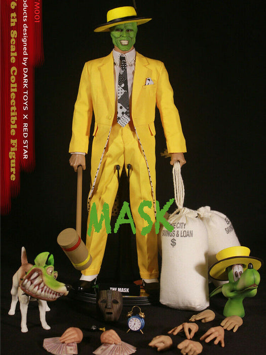 Pre-order 1/6 DARK TOYS MASK Deluxe Edition Figure