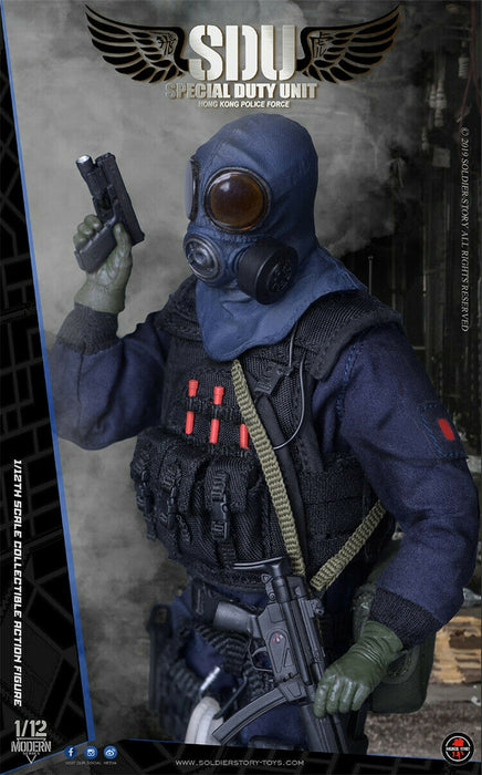 Pre-order 1/12 Soldier Story HK SDU Assault Team SSM-002 SSM-003