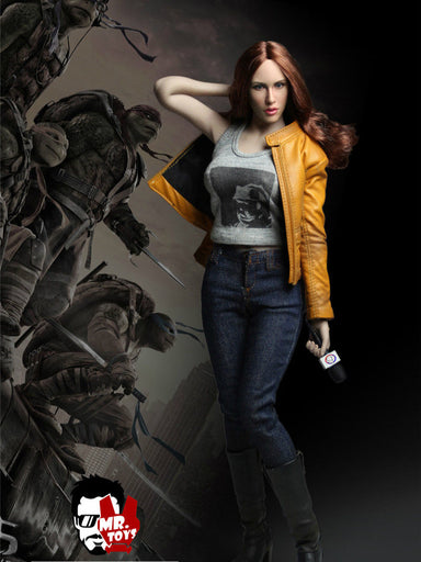 In-stock 1/6 Scale MR.TOYS MT2018-01 Megan Fox Custom Kit