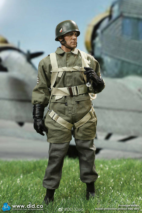 In-stock 1/6 DID D80146 WWII German Fallschirmjäger – Schmeling Action Figure