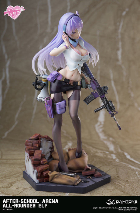 Pre-order 1/7 DAMTOYS DMF001 After-School Arena - First Shot: All-Rounder ELF