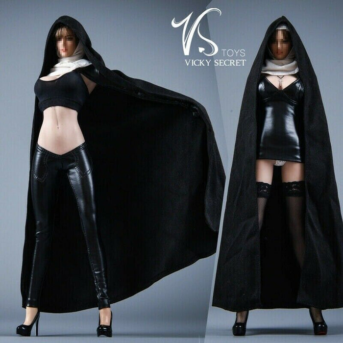Pre-order 1/6 VSTOYS 19XG60 Nun Cloak Clothes Set