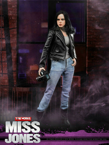 Pre-order 1/6 Scale Toys Works TW007 Miss Jones Action Figure