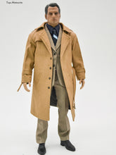 1/6 Scale Khaki Suit and Overcoat for Superman onesixth