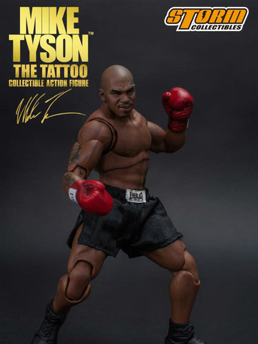 In-Stock 1/12 Scale Storm Toys  MIKE TYSON - THE TATTOO Action Figure