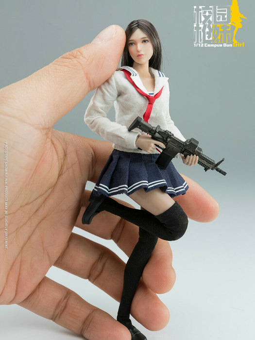 In-stock 1/12 VERYCOOL Palm Treasure Series - Campus Gun Girl (C.G.G.) VCF-3001