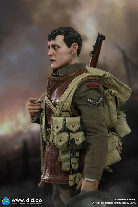 Pre-order 1/6 DID B11011 WWI British Infantry Lance Corporal William Figure