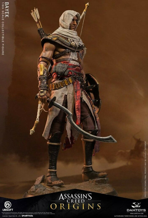 1 6 Damtoys Assassin S Creed Origins Bayek Figure Dms013 Giantoy Action Figures