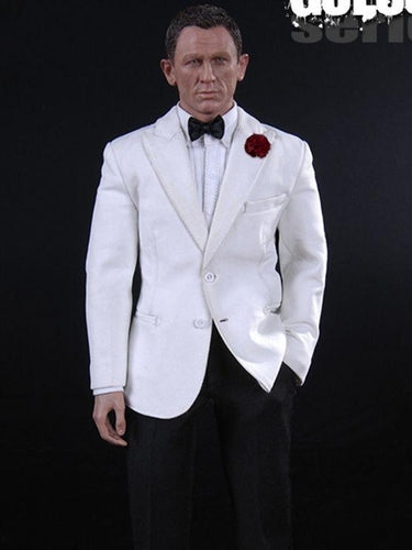 1/6 Scale James Bond Daniel Craig 007 SPECTRE Figure Full Set USA