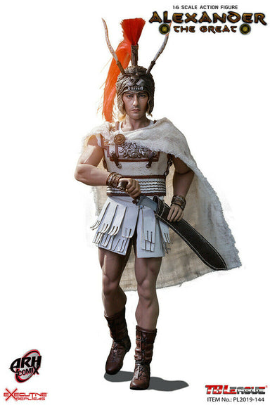 Pre-order 1/6 TBLeague PL2019-144 Alexander the Great Action Figure