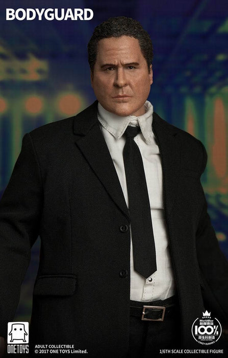 In-Stock One toys 1/6 Scale Personal Body Guard OT-005 12in Action Figure