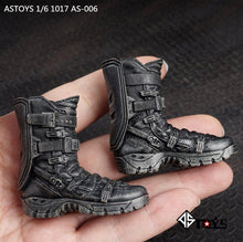 1/6 Falcon Shoes ASTOYS AS-006 Boots With Feet