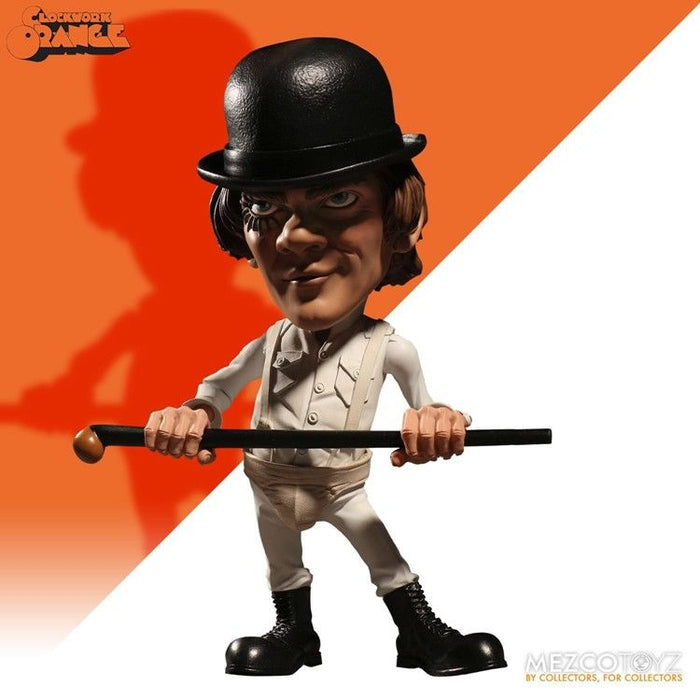 Pre-order Mezco Toyz 6'' Clockwork Orange Figurine 1/12