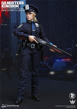 1/6 Dam Toys Damtoys Gks003 Gangsters Kingdom Side Story Officer A.Lewis