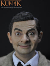 1/6 scale Bean Boxed Figure 12 inch KUMIK AC-11 Mr. Bean Rowan Atkinson