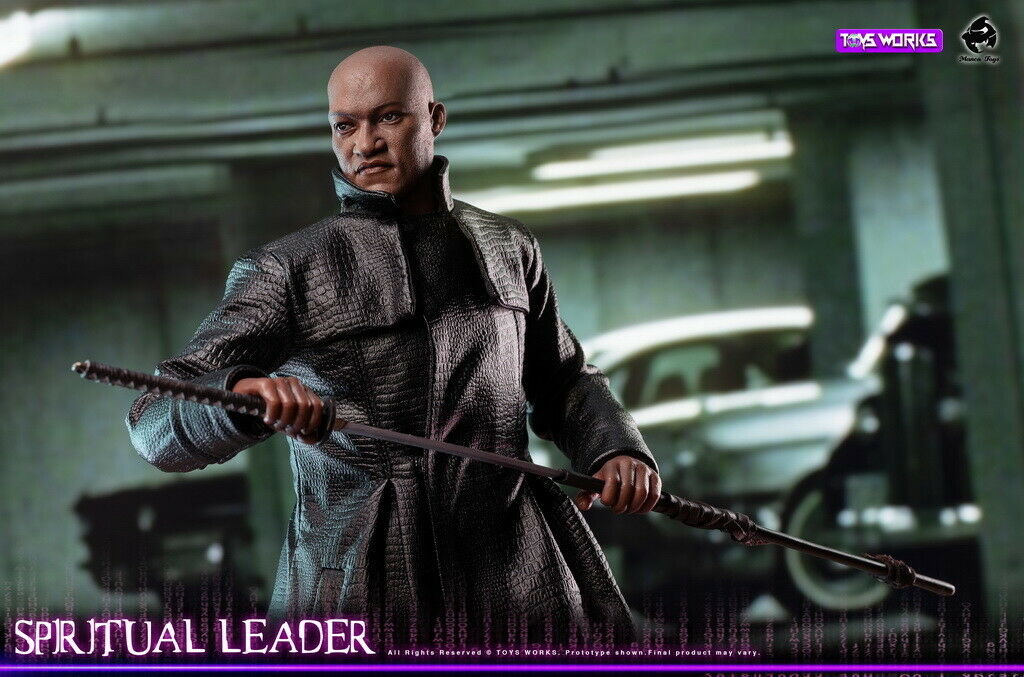 In-stock 1/6 Toys Works TW009 Spiritual leader Action Figure
