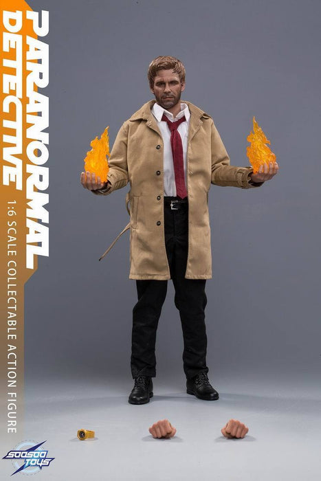 In-Stock 1/6 Scale Soosootoys SST007 Paranormal Detective