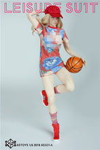 ASTOYS 1/6 AS031 Sports Fashion Leisure Dress Female Clothes one sixth