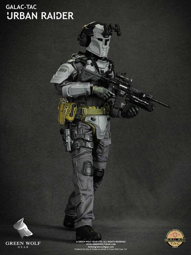 In-Stock 1/6 Scale Green Wolf GWG008 GALAC-TAC URBAN RAIDER 12in Action Figure Last Six