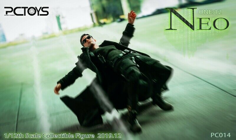 PCTOYS PC014 1//12 Soldie Hacker Killer Neo Collectible Action Figure Model Toys