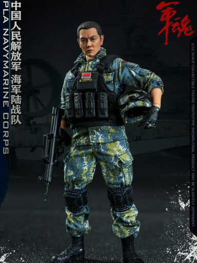 Pre-order 1/12 FLAGSET FS-73035 PLA Marine Corps Action Figure
