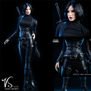 Pre-order 1/6 VSTOYS Black Weasel Female Assasin Custom Kit 19XG48