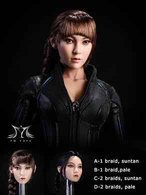In-Stock 1/6 Scale YMTOYS