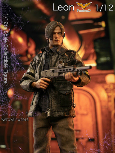 Pre-order 1/12 PWTOYS PW2013 Leon Action Figure