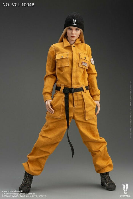 Pre-order 1/6 VERYCOOL VCL-1004 Work-Wear Set Clothes