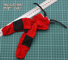 1/6 Soldier Toy Back pants Female & Male Casual Clothes