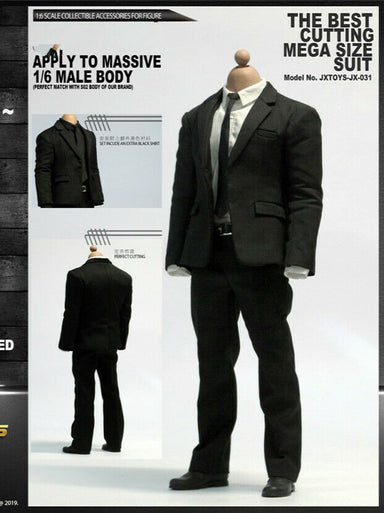 In-stock JXTOYS-031 Male Suit For TBLeague Muscular Body M33 M34 M35  JP#4